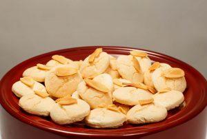 biscoito-de margarina-com-amendoas