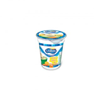 Iogurte Laranja, Cenoura e Mel - RETIRADO