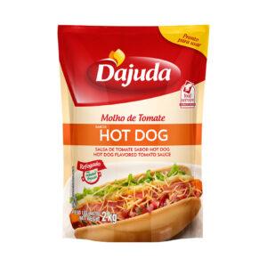 Tomate Sabor Hot Dog D'ajuda - SUP 2kg