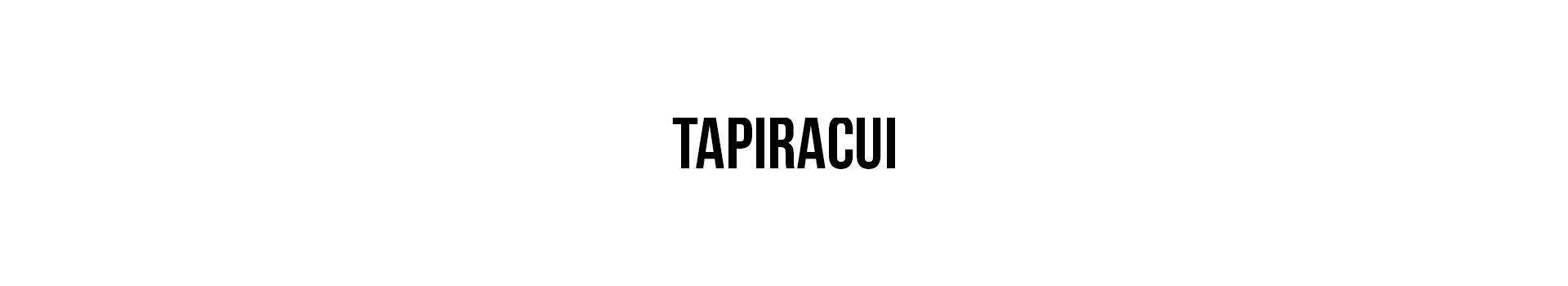 banner tapiracui